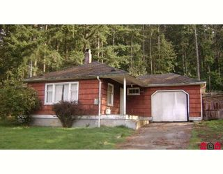 Photo 1: 2227 NO. 7 LOUGHEED Highway: Agassiz House for sale : MLS®# H2901469