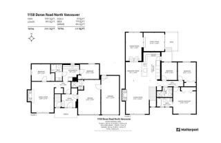 Photo 3: 1158 DORAN Road in North Vancouver: Lynn Valley House for sale : MLS®# R2620700