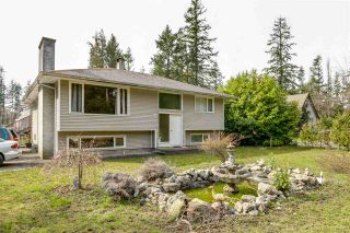Photo 1: 2963 202 Street in Langley: Brookswood Langley House for sale : MLS®# R2276399