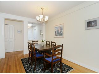 """Photo 4: 302 3088 W 41ST Avenue in Vancouver: Kerrisdale Condo for sale in """"THE LANESBOROUGH"""" (Vancouver West)  : MLS®# V1056854"""