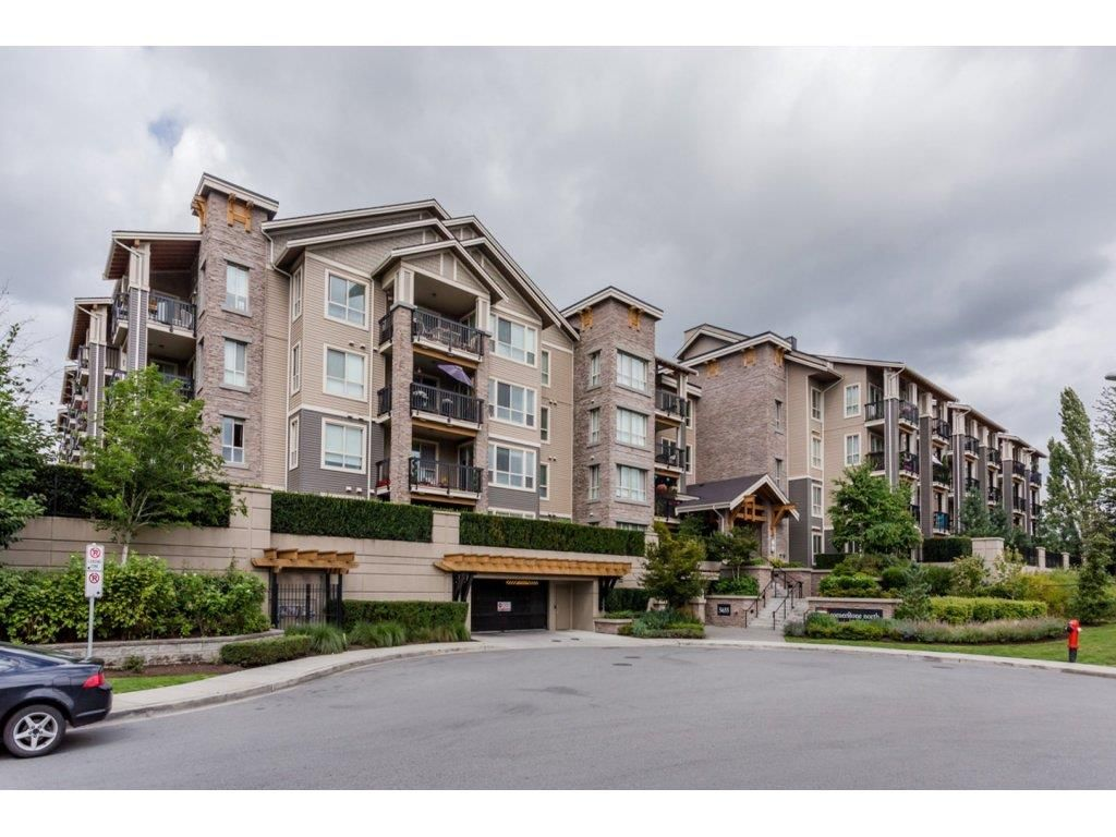 "Main Photo: 313 5655 210A Street in Langley: Salmon River Condo for sale in ""CORNERSTONE NORTH"" : MLS®# R2179004"