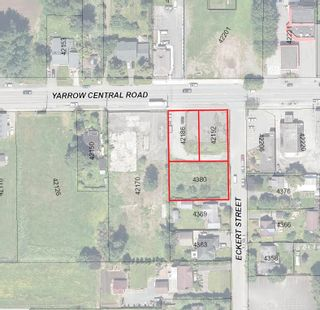 Main Photo: 45192 YARROW CENTRAL Road: Yarrow Land Commercial for sale : MLS®# C8039610