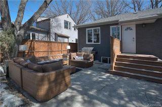 Photo 17: 351 Borebank Street in Winnipeg: River Heights North Residential for sale (1C)  : MLS®# 1807543