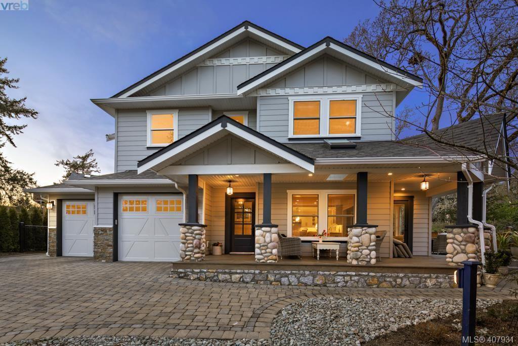 Main Photo: 712 Warder Pl in VICTORIA: Es Rockheights House for sale (Esquimalt)  : MLS®# 810671