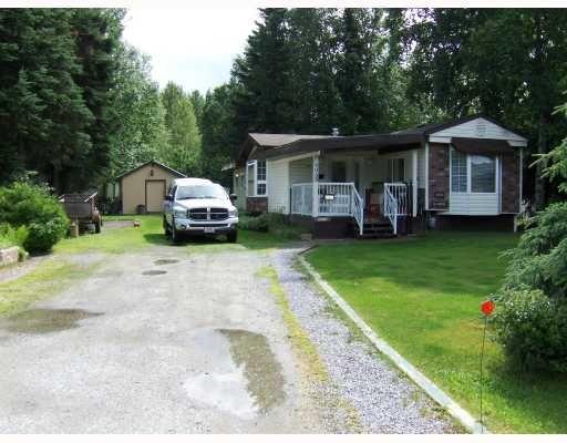 Main Photo: 4055 DIAMOND Drive in Prince_George: N79PGHE Manufactured Home for sale (N79)  : MLS®# N184527