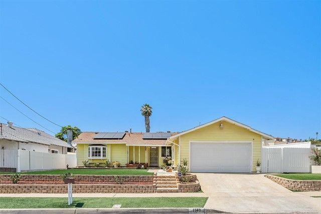 Main Photo: House for sale : 3 bedrooms : 1140 Alta Vista Avenue in Escondido