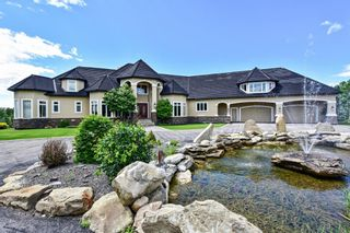 Main Photo: 32091 Badger Road in Rural Rocky View County: Rural Rocky View MD Detached for sale : MLS®# A1054510