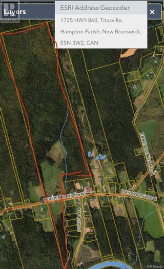 Photo 33: 1725 Route 860 in Titusville: Agriculture for sale : MLS®# NB059330