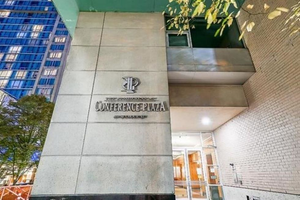 Main Photo: 1801 438 SEYMOUR Street in Vancouver: Downtown VW Condo for sale (Vancouver West)  : MLS®# R2599677