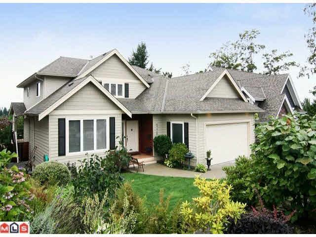 Main Photo: 4775 217A STREET in : Murrayville House for sale : MLS®# F1023507
