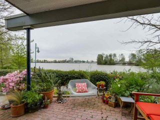 """Photo 1: 108 1880 E KENT AVENUE SOUTH in Vancouver: Fraserview VE Condo for sale in """"PILOT HOUSE AT TUGBOAT LANDING"""" (Vancouver East)  : MLS®# R2057021"""