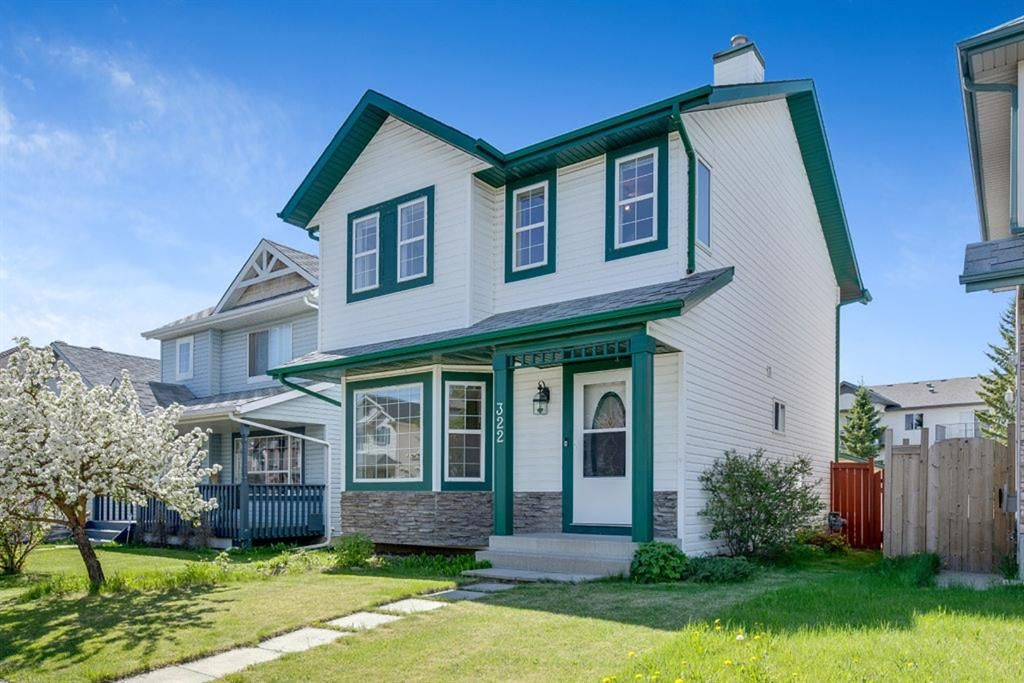 Main Photo: 322 Arbour Grove Close NW in Calgary: Arbour Lake Detached for sale : MLS®# A1115471