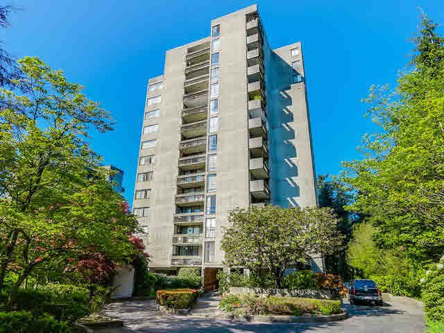 """Main Photo: 705 6689 WILLINGDON Avenue in Burnaby: Metrotown Condo for sale in """"KENSINGTON HOUSE"""" (Burnaby South)  : MLS®# V1117773"""