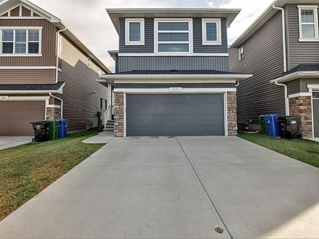 Main Photo: 65 Redstone Drive NE in Calgary: Redstone Detached for sale : MLS®# A1146526