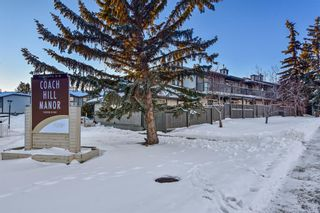 Photo 31: 105 7172 Coach Hill Road SW in Calgary: Coach Hill Row/Townhouse for sale : MLS®# A1053113