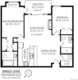 Photo 33: 209 755 Goldstream Ave in Langford: La Langford Proper Condo for sale : MLS®# 840927