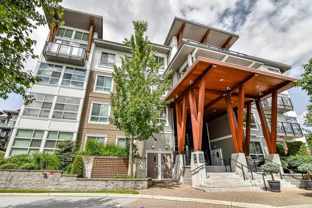 Main Photo: 313 6688 120 st in Surrey: West Newton Condo for sale : MLS®# R2272385