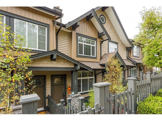 """Main Photo: 45 13819 232 Street in Maple Ridge: Silver Valley Townhouse for sale in """"BRIGHTON"""" : MLS®# R2007161"""