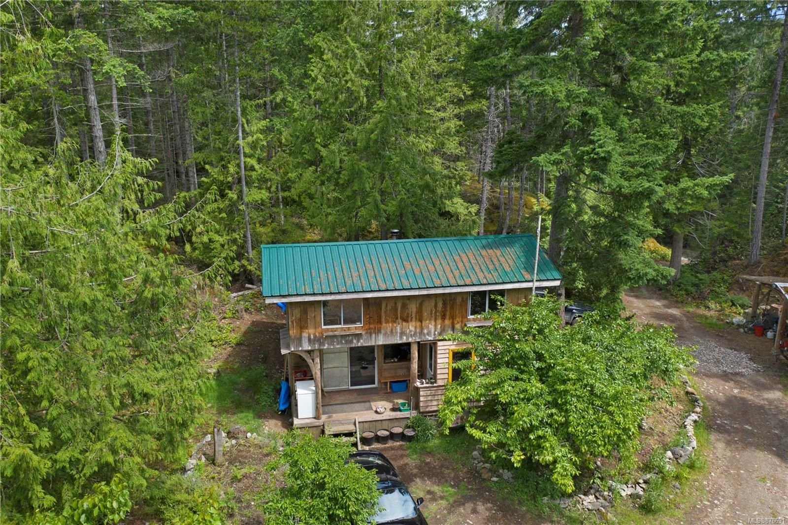 Photo 18: Photos: 979 Thunder Rd in : Isl Cortes Island House for sale (Islands)  : MLS®# 878691