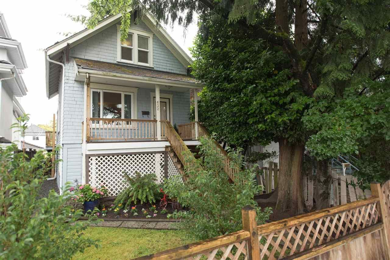 Main Photo: 632 E 20TH Avenue in Vancouver: Fraser VE House for sale (Vancouver East)  : MLS®# R2117821