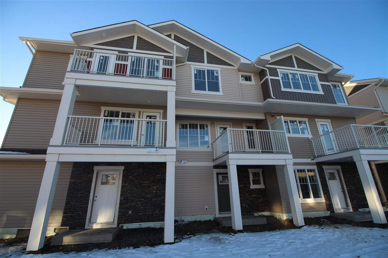 Main Photo: 86 12815 Cumberland Road in Edmonton: Zone 27 Townhouse for sale : MLS®# E4230834