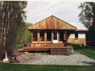 Main Photo: 997 QUESNEL CANYON Road in Quesnel: Quesnel - Rural West House for sale (Quesnel (Zone 28))  : MLS®# R2561882