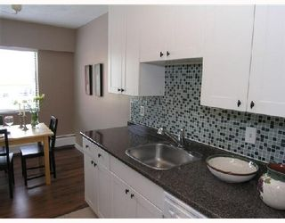 """Photo 5: 311 211 W 3RD Street in North_Vancouver: Lower Lonsdale Condo for sale in """"VILLA AURORA"""" (North Vancouver)  : MLS®# V714905"""