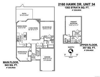 Photo 28: 34 2160 Hawk Dr in : CV Courtenay East Row/Townhouse for sale (Comox Valley)  : MLS®# 883057