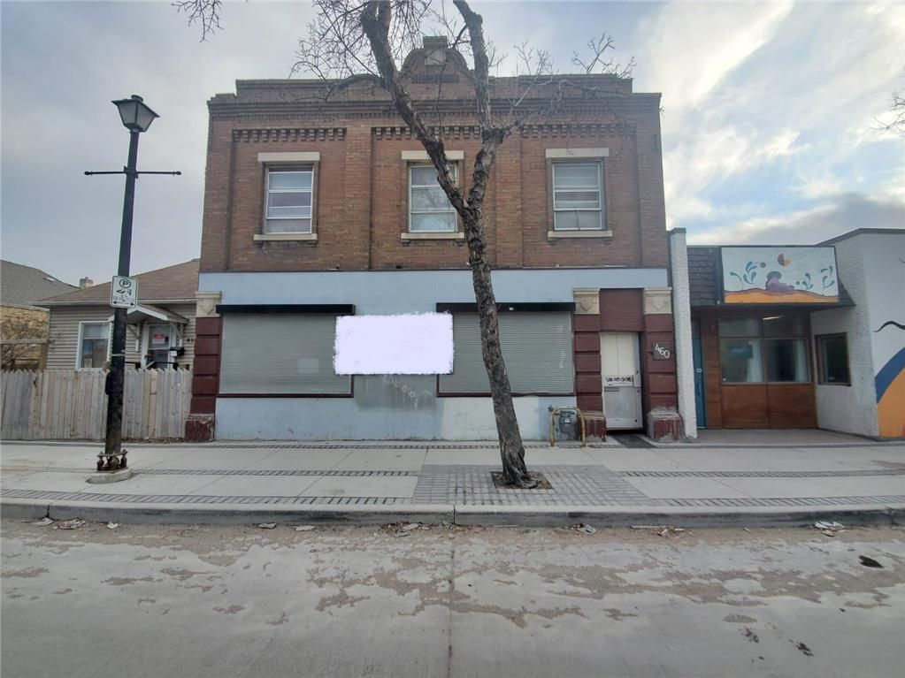 Main Photo: 460 Selkirk Avenue in Winnipeg: Industrial / Commercial / Investment for sale (4A)  : MLS®# 202105195