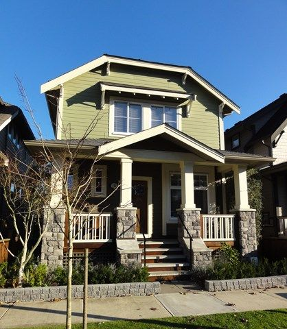"""Main Photo: 150 172A Street in Surrey: Pacific Douglas House for sale in """"SUMMERFIELD"""" (South Surrey White Rock)  : MLS®# F1427212"""