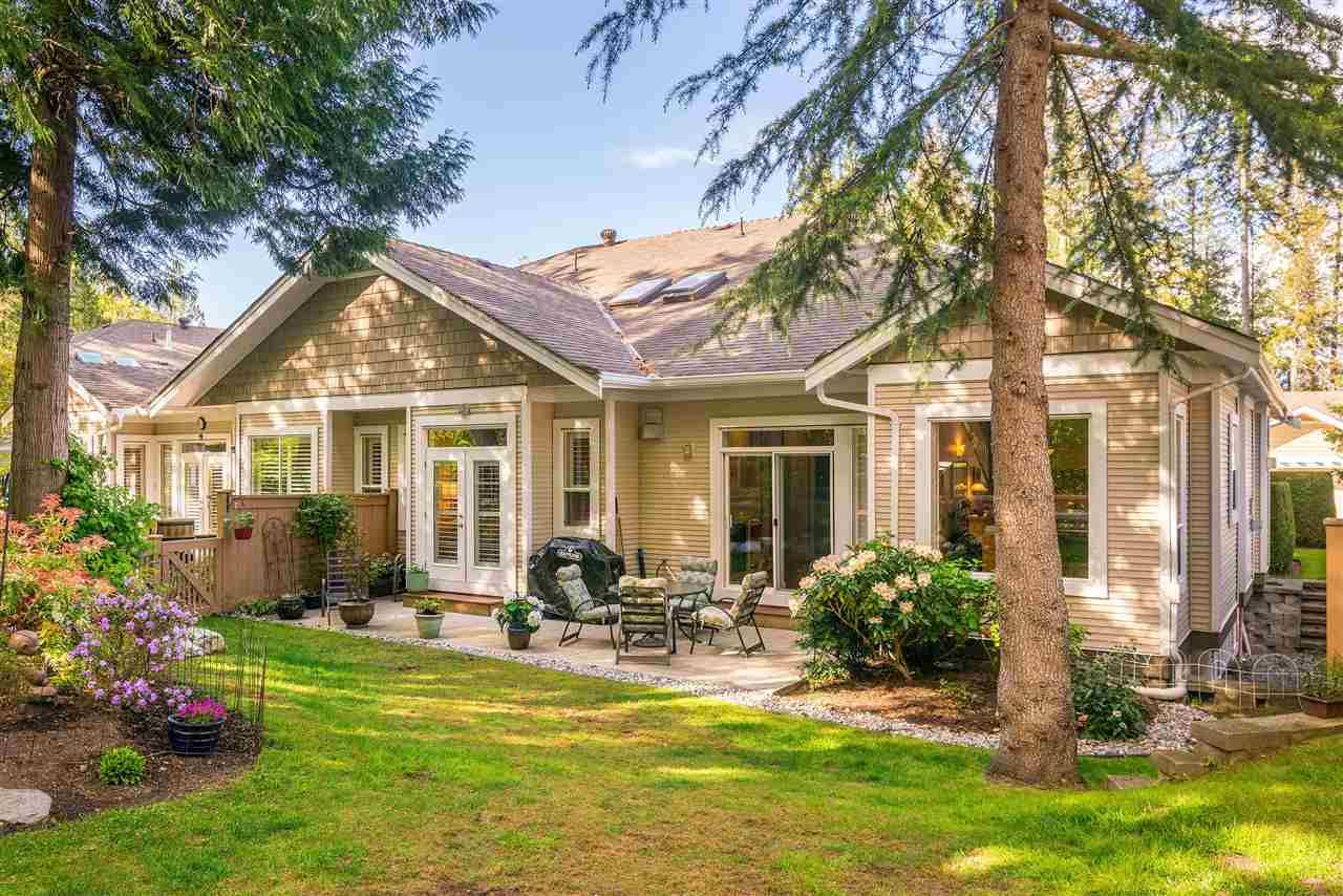 """Main Photo: 77 3500 144 Street in Surrey: Elgin Chantrell Townhouse for sale in """"Crescents"""" (South Surrey White Rock)  : MLS®# R2431263"""