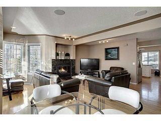 Photo 2: 98 Patina Rise SW in CALGARY: Prominence_Patterson Townhouse for sale (Calgary)  : MLS®# C3591171