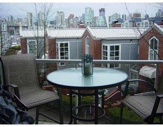 """Photo 8: 1508 MARINER Walk in Vancouver: False Creek Condo for sale in """"MARINER POINT"""" (Vancouver West)  : MLS®# V634593"""