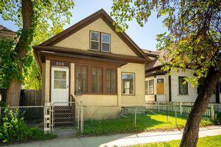 Photo 1: 689 Beverley Street in Winnipeg: West End Residential for sale (5A)  : MLS®# 202009556