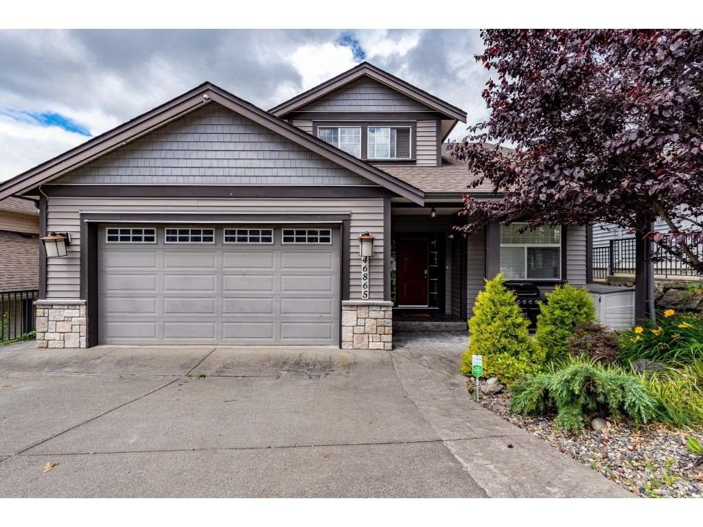 """Main Photo: 46865 SYLVAN Drive in Chilliwack: Promontory House for sale in """"Promontory"""" (Sardis)  : MLS®# R2470583"""