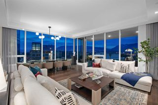"""Photo 2: 2501 620 CARDERO Street in Vancouver: Coal Harbour Condo for sale in """"Cardero"""" (Vancouver West)  : MLS®# R2565115"""