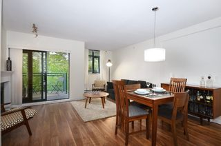 Photo 2: 201 2665 W. Broadway in Macguire Building: Kitsilano Home for sale ()  : MLS®# V1027888