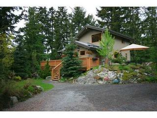 Photo 1: 9536 EMERALD Drive in Whistler: Home for sale : MLS®# V831889