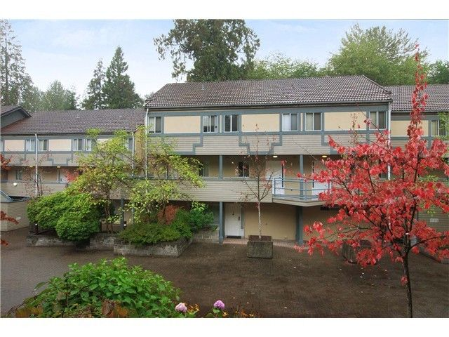 Main Photo: # 22 2978 WALTON AV in Coquitlam: Canyon Springs Condo for sale : MLS®# V1014135