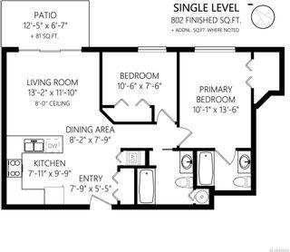 Photo 22: 203 2940 Harriet Rd in Saanich: SW Gorge Condo for sale (Saanich West)  : MLS®# 883452