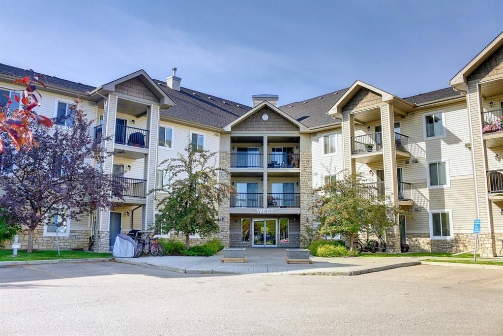 Main Photo: 1107 2395 Eversyde Avenue SW in Calgary: Evergreen Apartment for sale : MLS®# A1146206