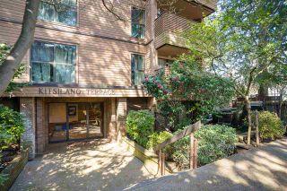 """Photo 30: 207 2211 W 2ND Avenue in Vancouver: Kitsilano Condo for sale in """"KITSILANO TERRACE"""" (Vancouver West)  : MLS®# R2585178"""