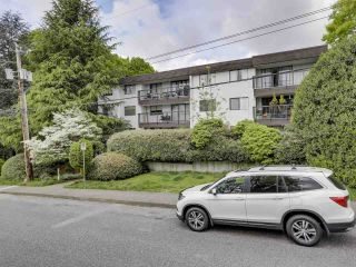 """Photo 1: 207 1025 CORNWALL Street in New Westminster: Uptown NW Condo for sale in """"CORNWALL PLACE"""" : MLS®# R2266192"""
