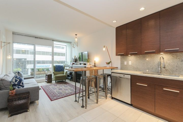 Photo 5: Photos: 206 2528 MAPLE STREET in Vancouver: Kitsilano Condo for sale (Vancouver West)  : MLS®# R2105698