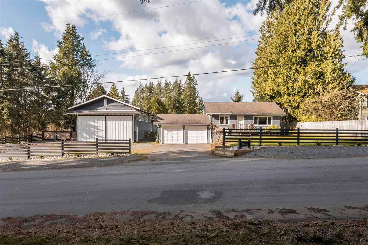 """Main Photo: 24445 52 Avenue in Langley: Salmon River House for sale in """"NORTH OTTER"""" : MLS®# R2565672"""