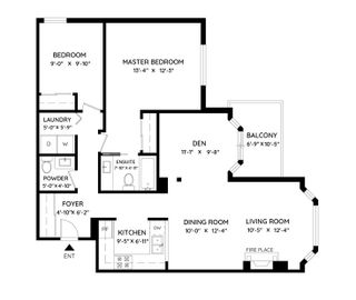 """Photo 13: PH D 2775 FIR Street in Vancouver: Fairview VW Condo for sale in """"STERLING COURT"""" (Vancouver West)  : MLS®# R2592529"""