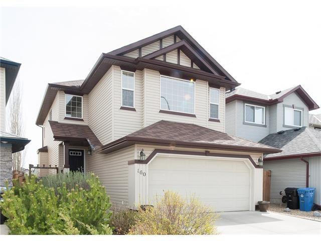 Main Photo: 160 CRANWELL Crescent SE in Calgary: Cranston House for sale : MLS®# C4116607