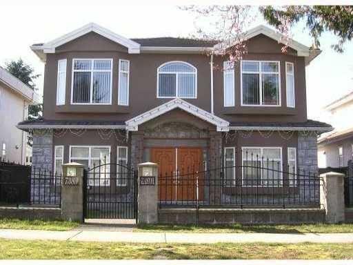 """Main Photo: 7389 GLADSTONE Street in Vancouver: Fraserview VE House for sale in """"FRASERVIEW"""" (Vancouver East)  : MLS®# V916722"""