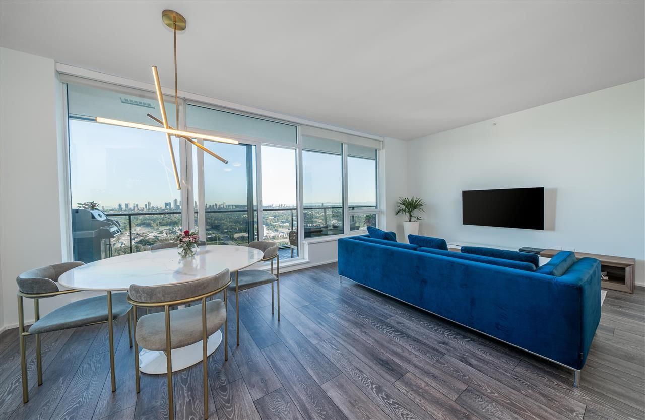 """Main Photo: 5303 1955 ALPHA Way in Burnaby: Brentwood Park Condo for sale in """"Amazing Brentwood Tower 2"""" (Burnaby North)  : MLS®# R2590285"""