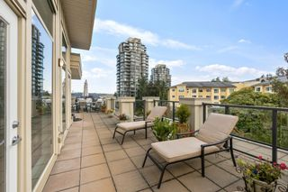 Photo 3: 408 245 ROSS Drive in New Westminster: Fraserview NW Condo for sale : MLS®# R2622223